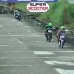 Shell Advance RUGP Bacolod GP Super Series Super Scooter Race (recorded live)