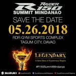 THE LEGENDARY GATHERING OF SUZUKI RIDERS IS ALREADY SET IN MINDANAO THIS MAY!  L…