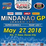 The Racing Line's 2018 RUGP SHELL ADVANCE SUPER SERIES – MINDANAO LEG May 27, 20…
