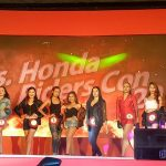 2018 Honda Riders Convention Davao Miss Honda Con Competition