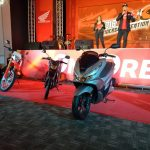 2018 Honda Riders Convention Davao Product Reveal of New Honda MC Products