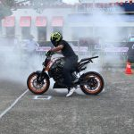 Ram Teves – Burn Baby Burn!  KTM Dukehana and Orange Day Tour Davao!