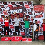 Congratulations to all the winners! Honda Ride Red General Santos!