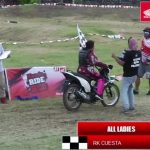 Honda Ride Red Dumaguete City All Ladies Final Heat (Recorded Live)