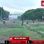 Honda Ride Red Dumaguete City XRM Intermediate Open (Recorded Live)