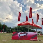 Honda Ride Red General Santos City! Race Day Tomorrow at the Oval!