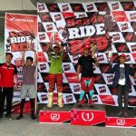 Honda Ride Red General Santos City – XRM 125 Fuel Injected Beginners Category