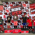 Honda Ride Red General Santos City – XRM Intermediate Category