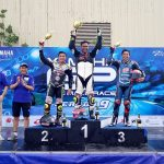 Yamaha Grand Prix Bulacan  150 UB Open Category winners! Congratulations!