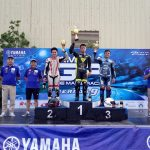 Yamaha Grand Prix Bulacan  160 AT Open Category winners! Congratulations!