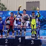 Yamaha Grand Prix Bulacan  Fun Race UB Category winners! Congratulations!