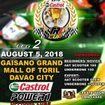 CASTROL TRL Cup – FINAL LEG and AWARDS NIGHT Gaisano Grand Toril August 5, 2018