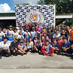 Goodluck racers from Bohol, Cebu and Cagayan de Oro….