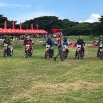 Honda Ride Red Dumaguete City XRM Beginners Elimination Rounds