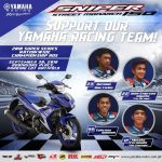Let's support our Yamaha Racing Team this coming Sept 30, 2018 for the Superseri…