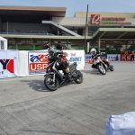 Practice session of the Shell Advance Super Series – Antipolo Grand Prix…