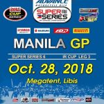 See you all! #ManilaGP #ShellAdvance #SuperSeries