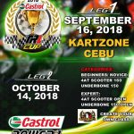 Castrol Power One TRL CUP in Cebu City. September 16, 2018 at Kartzone Cebu.