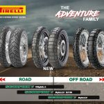 PIRELLI has a complete range of tires for your ADVENTURE bike.  Whatever road yo…