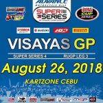 Race Day Tomorrow! August 26, 2018 Kartzone Cebu!