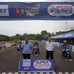 The Racing Line's 2018 Shell Advance RUGP Visayas GP Super Series  Super Scooter…