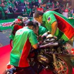 Proud to be Filipino! Champion of Castrol Asia Pacific Bikes Super Mechanic Cont…