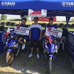 Good Luck to Yamaha Racing Team Pilipinas 🇵🇭  #22 John Emerson Inguito and Mckin…