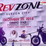 Yamaha Revzone QC Bike Night