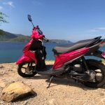 The View!  Suzuki Skydrive Sport!  Overload Skydrive Sport Media Ride!  From Mal…