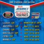 One Passion, One Nation! 2019 Shell Advance Super Series Nationwide Championship…