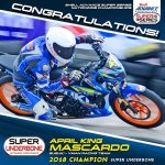 Congratulations April King Mascardo Shell Advance Super Series Nationwide Champi…