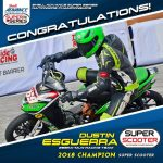 Congratulations Dustin Esguerra Shell Advance Super Series Nationwide Championsh…