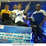 Congratulations Eprahim Onahon for winning the Yamaha Sight Safe Run Grand Final…