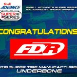 Congratulations FDR !!  TRIPLE DOUBLE! 2016-2018 Shell Advance Super Series Nati…