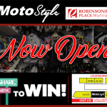 GREAT NEWS! #MOTOSTYLE ROBINSONS PLACE MANILA IS NOW OPEN!  Come and visit us a…