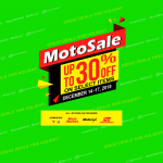 Its time for Serious shopping! Year Motosale at all Motoworld branches Nationwid…