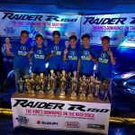 Suzuki Victory Party! Mr. Hiroshi Suzuki – Suzuki Phils., President Mr. Jun Bulo…