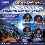 Congratulations Yamaha Motor Philippines Grand Slam Super Series Manufacturer Ch…