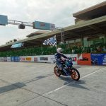 Just like last year, Suzuki-VMan rider April King Mascardo wins in Antipolo agai…