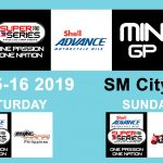 Shell Advance Super Series Mindanao Grand Prix  June 15-16, 2019 at SM City Dava…