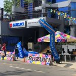 Congratulations to Suzuki Philippines and Trumph Motorcycle Corp.  A new Suzuki …
