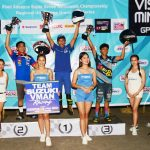 Super Series Round 3 Davao GP  Super Underbone Open class  1. April King Mascard…