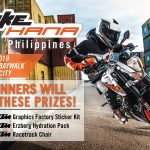 Have you registered? Register now and get a chance to win these prizes!  #KTMPHI…