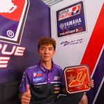 A 1-2 Finish for UMA Racing Yamaha Philippines in China.  After falling short in…
