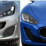 Tale of two sports cars
