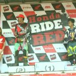 Honda Ride Red Davao