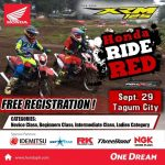 Are you #ReadyForTheExtreme?  See you this weekend in Tagum City, as we held the…