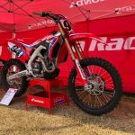 Honda CRF 450  Honda Ride Red Davao!