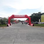 Honda Ride Red  Now happening @ Davao del Norte Provincial sports Complex  Offro…