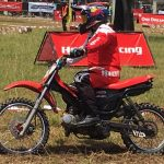 Honda Ride Red Tagum City Race  Highlights!